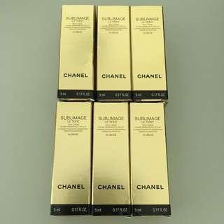 Chanel Sublimage Le Teint 20 Beige Sample