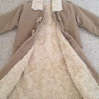 Country Road  Sz 7-8 Long Coat