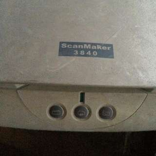 Microtek ScanMaker 3840 (Old style)