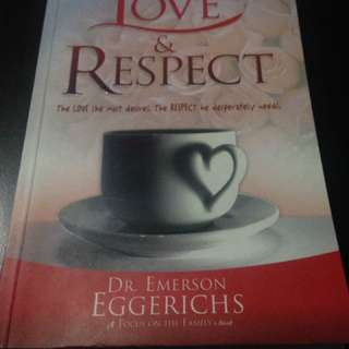 REPRICED!!!Love and Respect