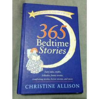 365 Bed Time Stories.