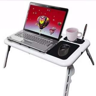 Laptop stand and E-cooler