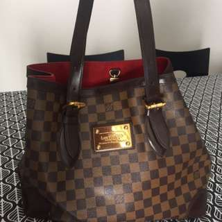 Louis Vuitton Hampstead MM Damier Ebene
