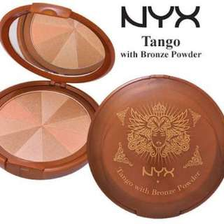 NYX Tango with Bronzing Palette (Free Ongkir)