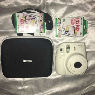 PRICE DROP Fuijifilm Instax Mini 8 Instant Camera (Polaroid Camera)