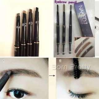 Naked7 Eyebrow Pencil