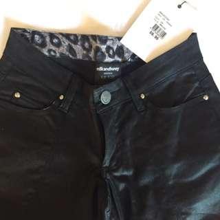 Milkandhoney Wax On Jeans