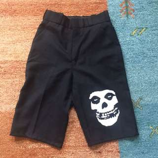 Custom Misfits Shorts