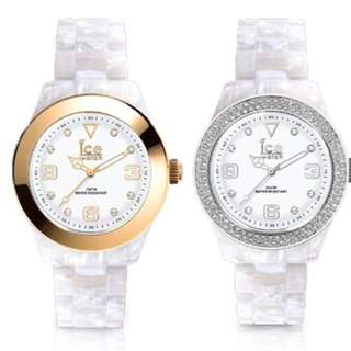 Ice Watch Pearl White