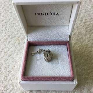 Pandora Heart Locket Charm