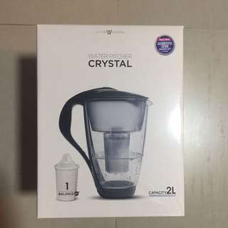 Water Pitcher Crystal