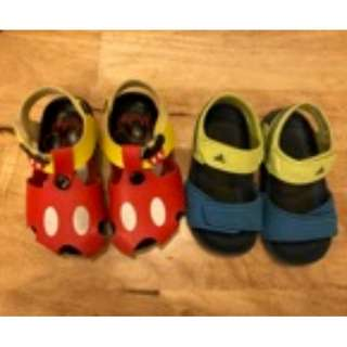 the best attitude 9915f 95ed9 Preloved toddler shoes (various sizes) - Puma, Disney, Adidas