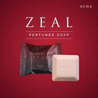 🚚 100% 正韓 韓國 HEAR 洗臉 身體 香水美容皂 保濕 清潔 60g