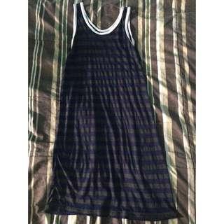 Long Sando Dress