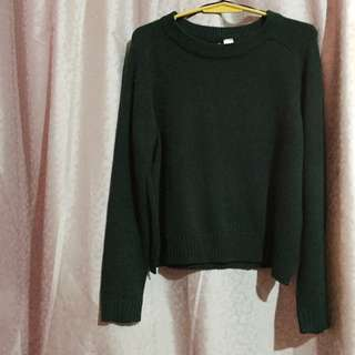 H&M Knit Crop Top
