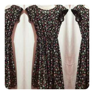 REPRICED! Pre-loved Floral Dress
