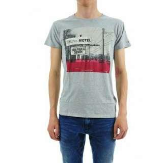 Brand new Hilfiger Round Neck Small T Shirt