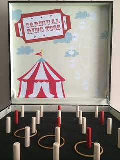 Carnival Ring Toss (Game Stall)