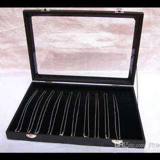 Necklace Organizer/Display Box