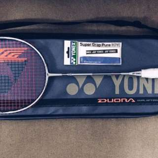 New 2017 Yonex Duora 10 Lee Chong Wei Exclusive (Limited Edition) Badminton Racket