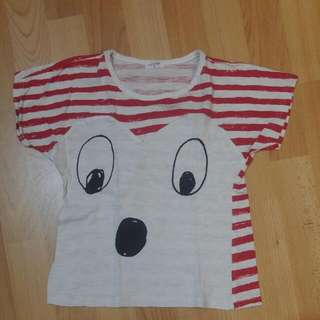 Cute Tee For Girl 4y