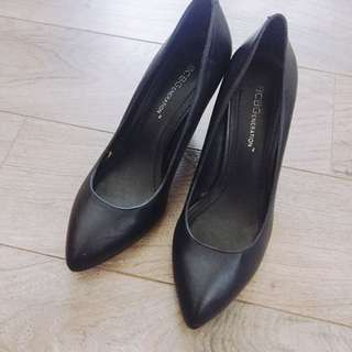 Authentic BCBG Heels 35.5