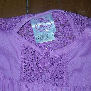 Disney Store Tinkerbell Shirt For Children (RUSH!!)