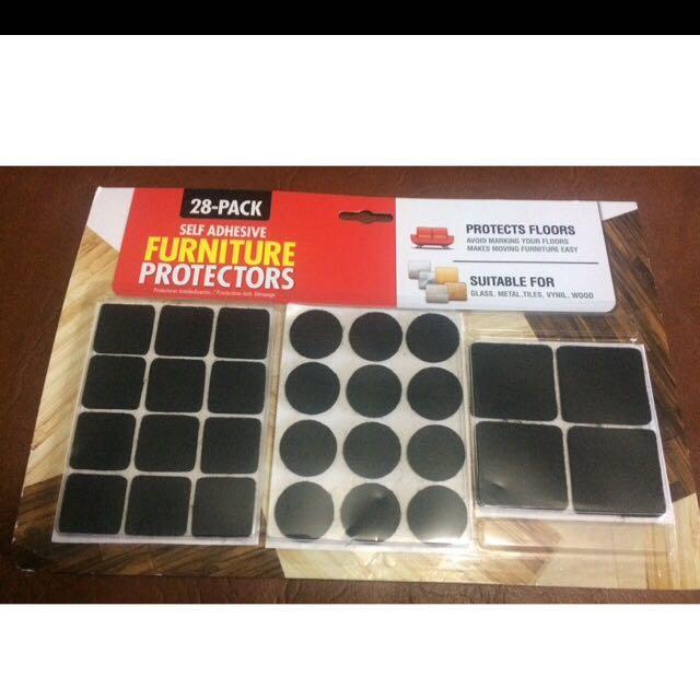 28 Piece Self Adhesive Furniture Protector