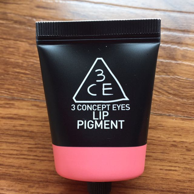 3CE Lip Pigment Varian : Mellow Pink
