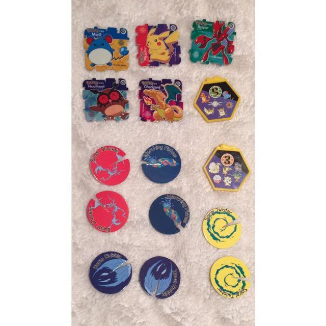 90s Digimon/ Pokemon Collectibles