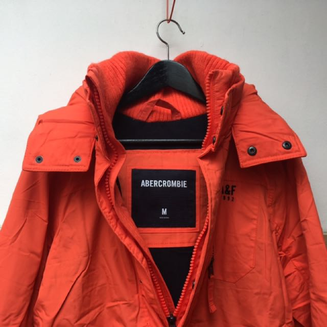 Abercrombie Fitch Warrior Jacket