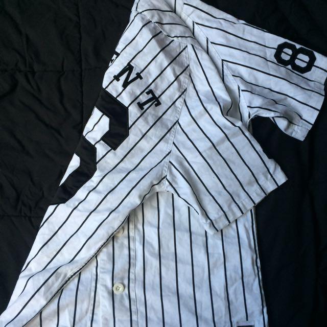Absent Baseball Jersey