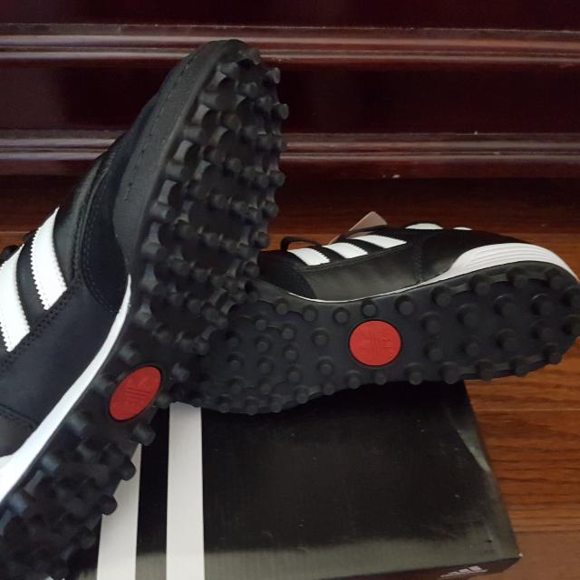 Adidas Mundial Turf Shoes. Brand New.