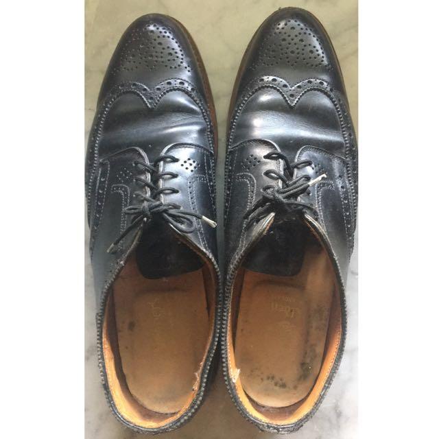 Alden Wingtip Dress Shoe