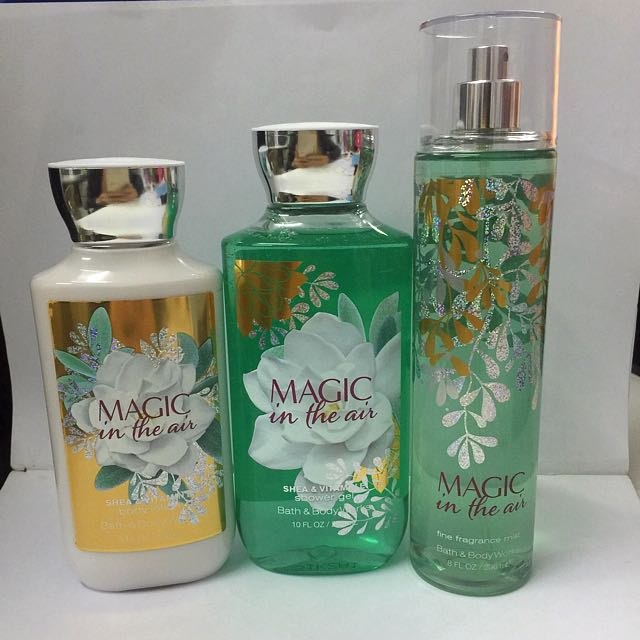 Authentic Bath And Body Works Set