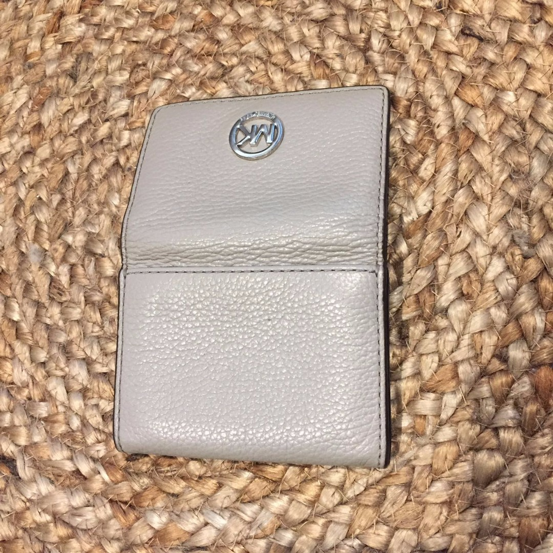 Authentic MK coin purse