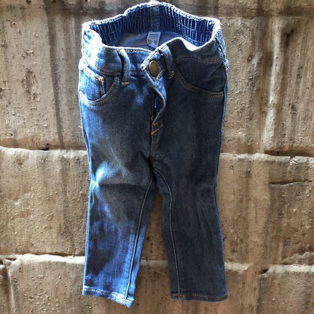 Baby Gap Girl Jeans