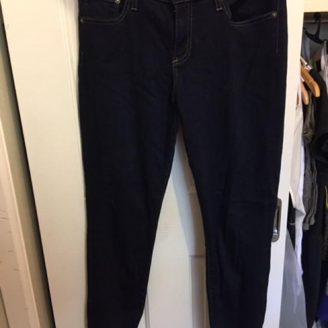 Big star. Size  31 Skinny Jeans