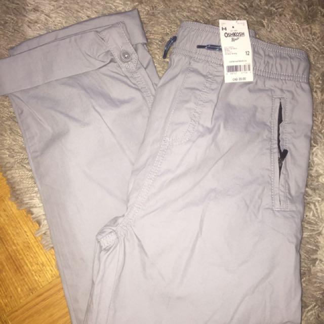 BNWT Boy's Pants Size 12