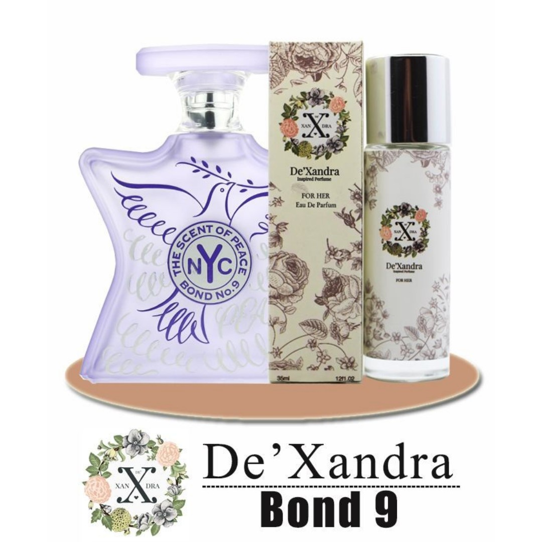 Bond No 9 The Scent Of Peace 35ml W Health Beauty Perfumes Queen Edp 100ml Photo