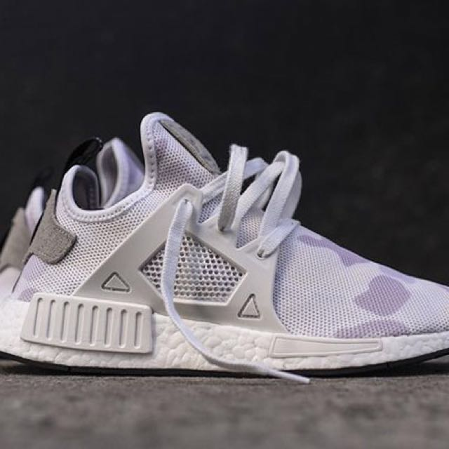 3142ace3a9952 Brand New) Adidas NMD XR1 Duck Camo - White, Sports, Sports Apparel ...
