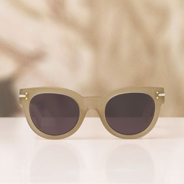 5092ab25ebc67 Celine New Butterfly Sunglasses