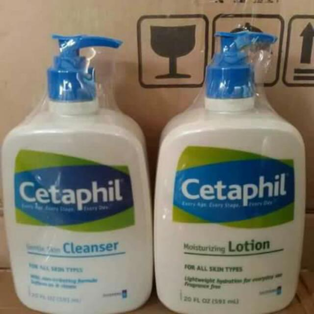 Cetaphil Lotion / Whitening/ Cleanser