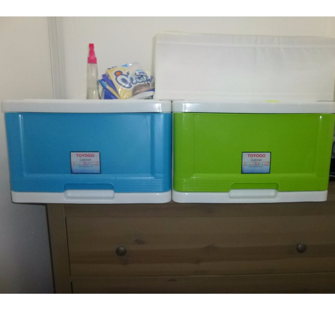 Cheap TOYOGO Containers (2 Pieces)