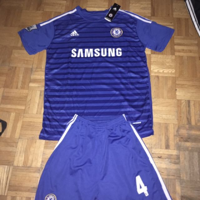 Chelsea Fabregas Jersey And Shorts