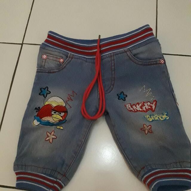 Clana Jeans Anak Perempuan Se Lutut