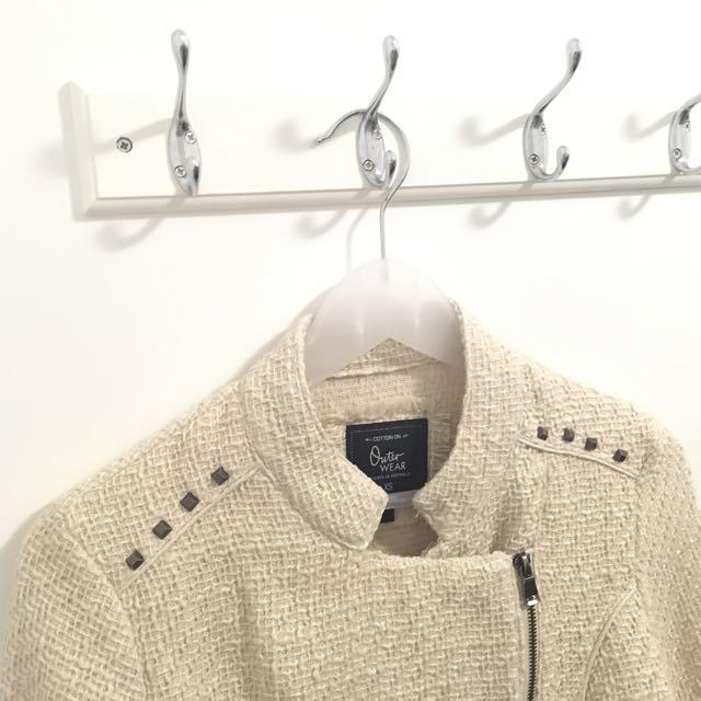 COTTON ON Jacket (size XS)