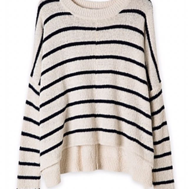 Country Road Striped Knit