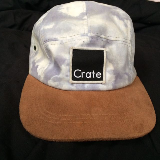 Crate Cap