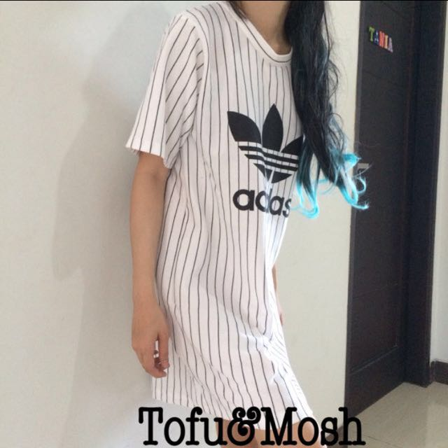 [DISC] Adidas Casual Dress